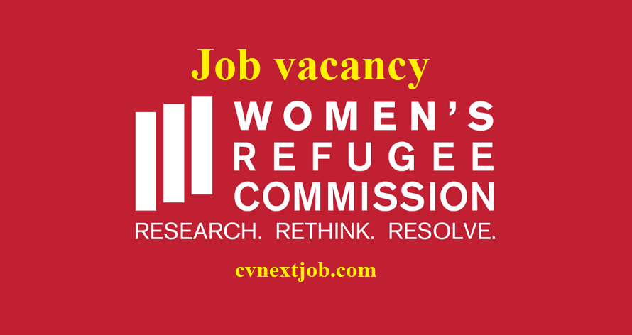Job vacancy/ Vice President, External Relations at Women's Refugee Commission (WRC) (  #UnitedStates)