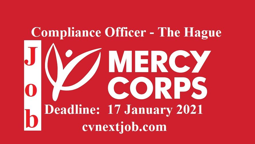 Job vacancy/ Compliance Officer – #Netherlands