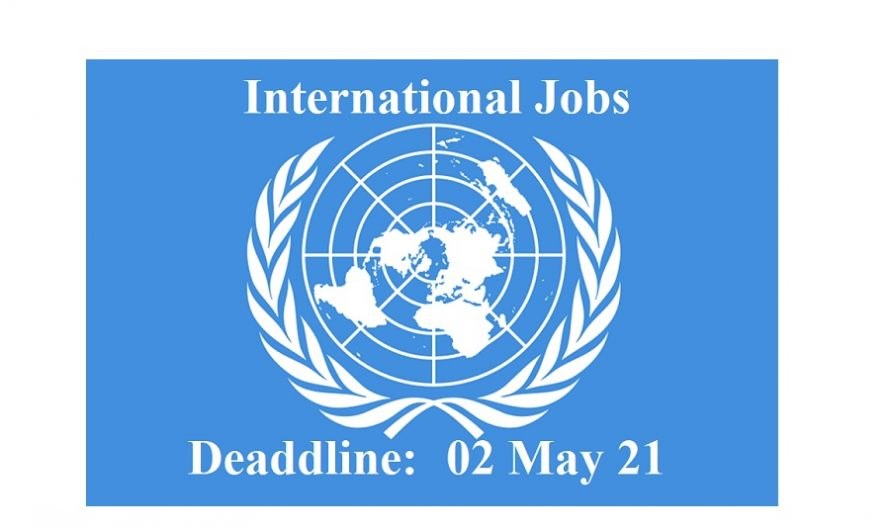 Job vacancy/Individual Contractor (IC) – Developing a Human Mobility and Sustainable Development Project Document for the Arab Region (Re advertisment)